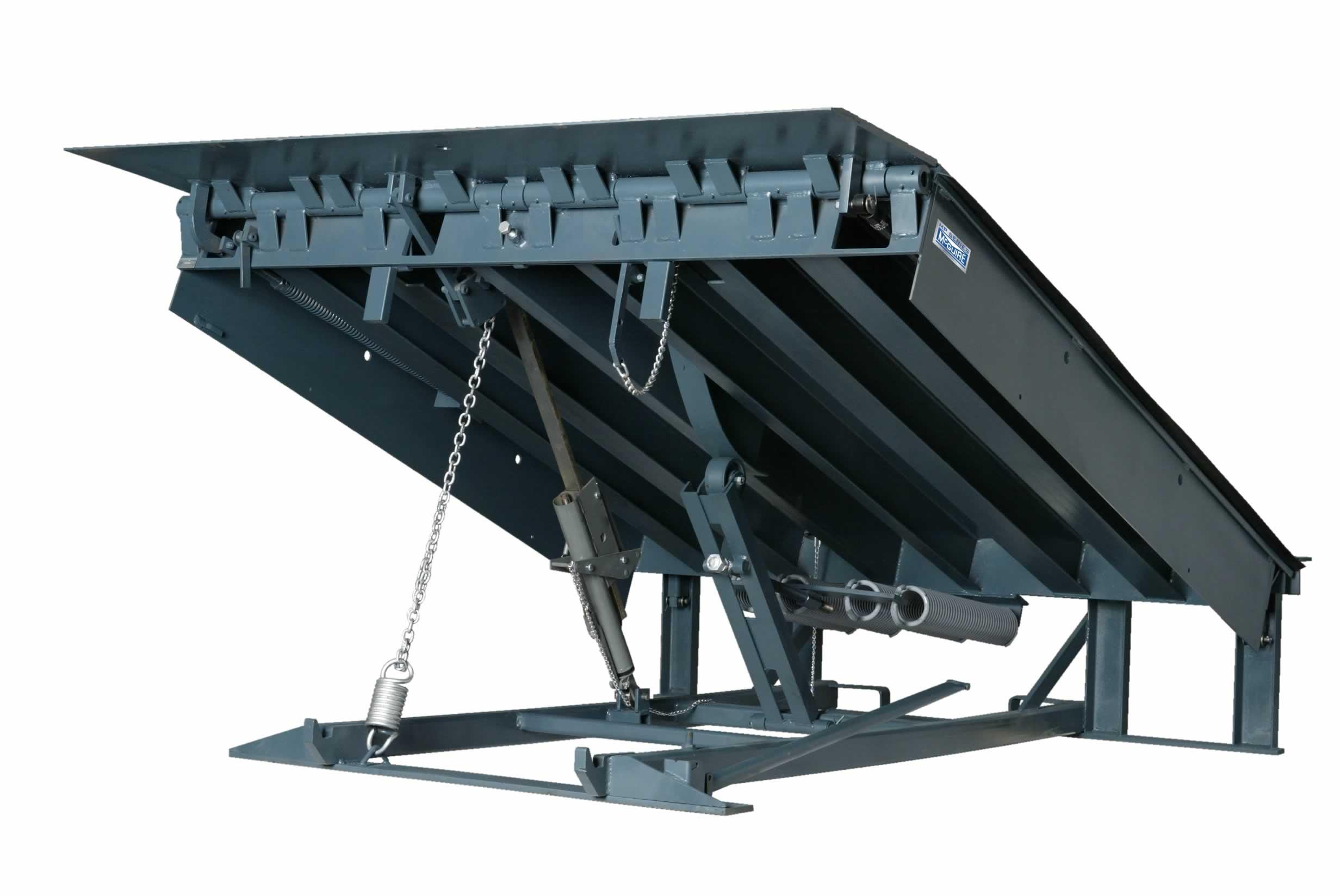 Mp Series Mechanical Levelers Dock Door Systems Inc